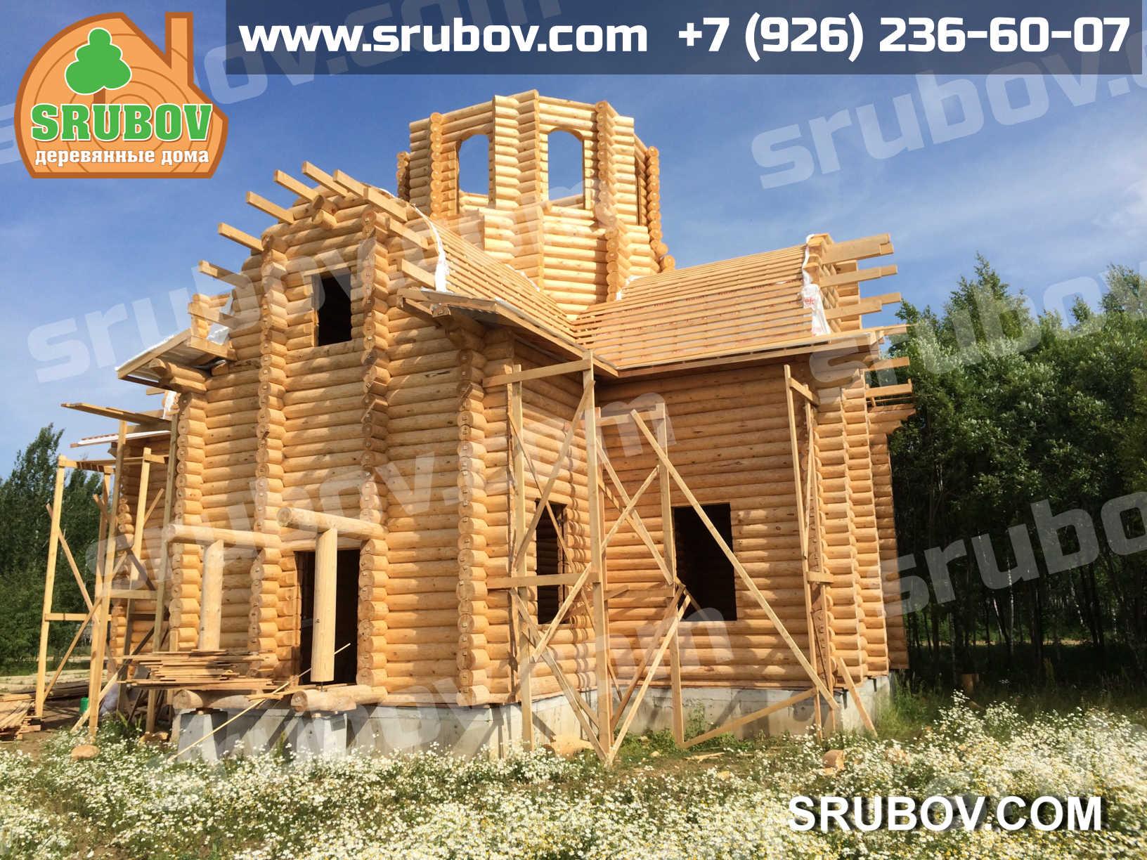 Храм 2 - www.srubov.com