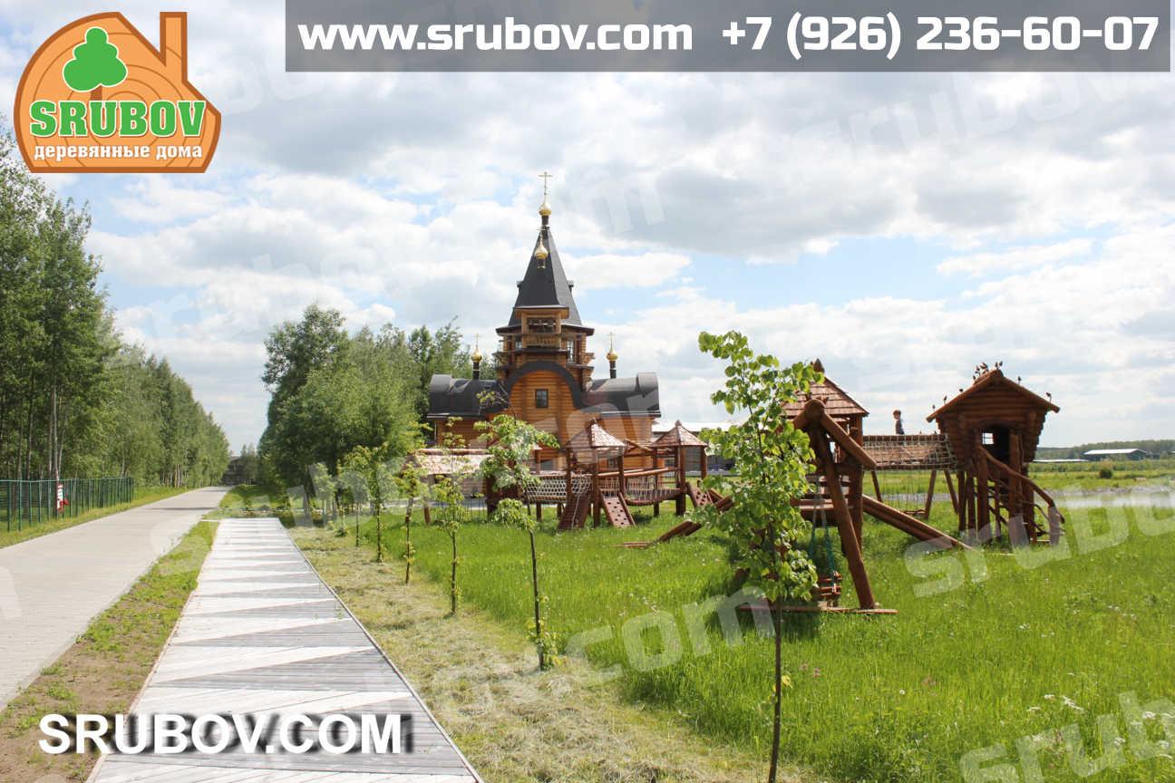 Храм 8 - www.srubov.com