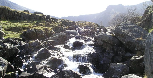 Stream in Wales