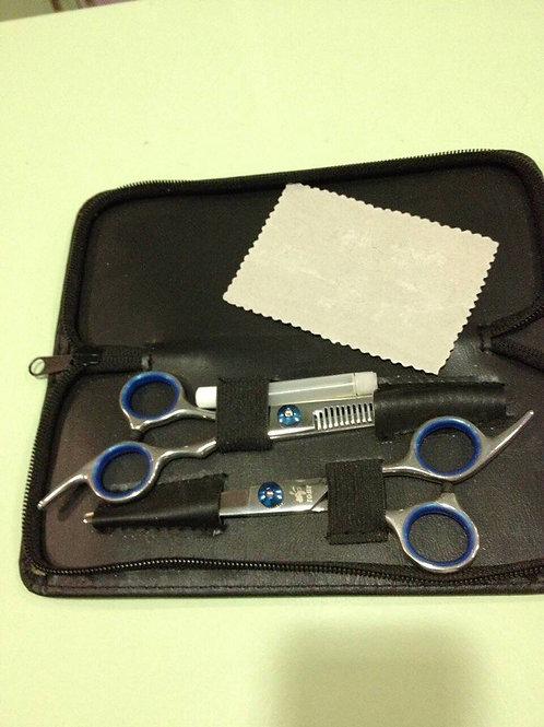 Набор ножниц для груминга TOBY №1