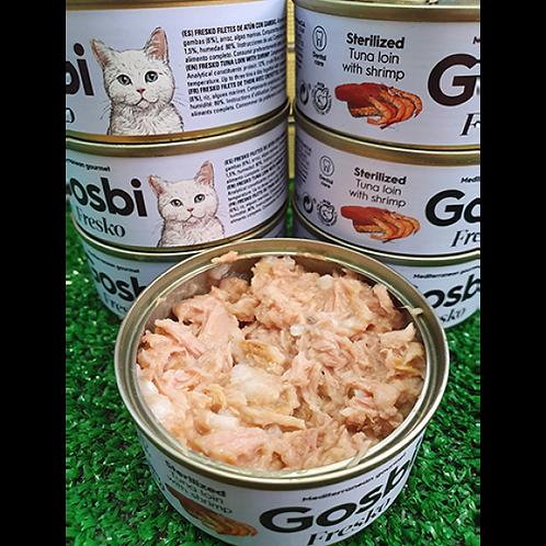 Sterilized Tuna & Shrimp