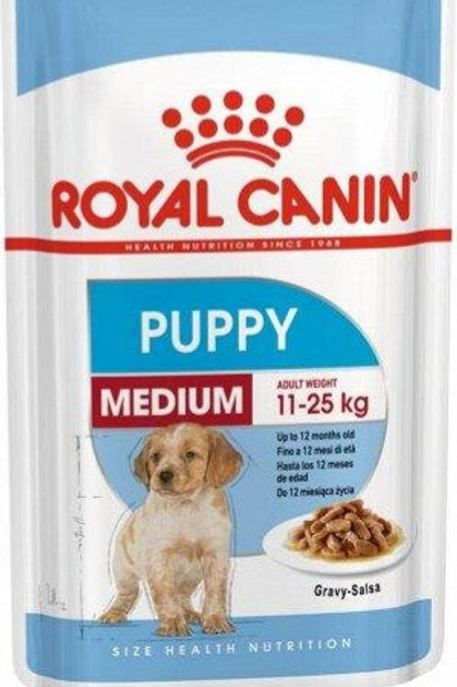 Royal Canin Medium Puppy 140г