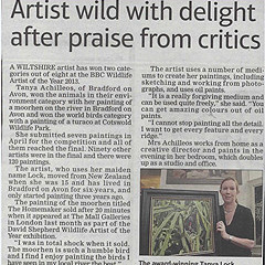 Article - Wiltshire Times