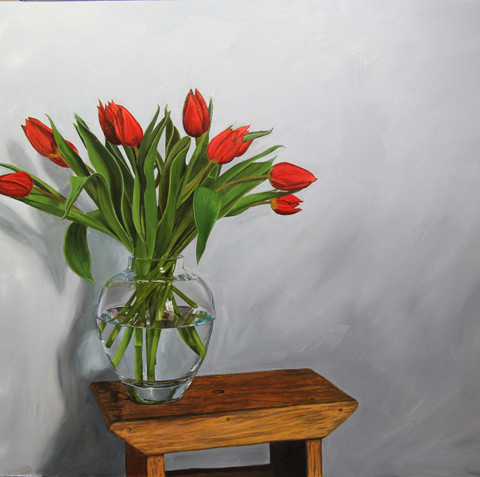 Shadow of the vase