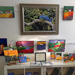 Corner Gallery Opening