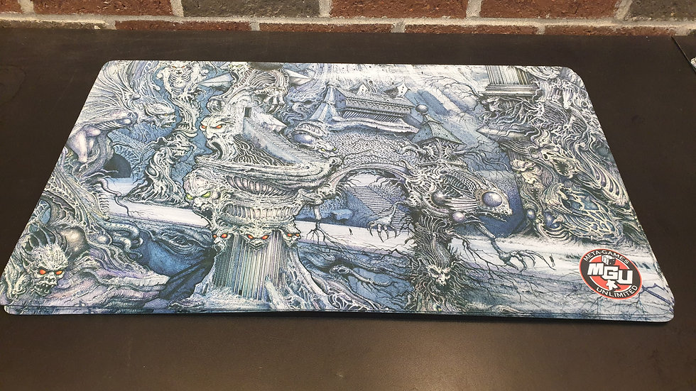 Underworld Playmat by Ian Miller