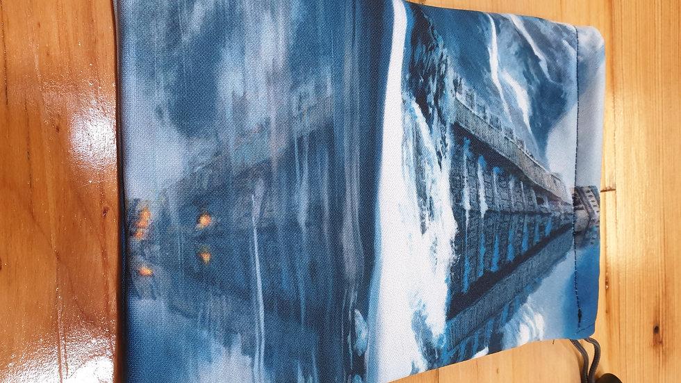 Frozen Recall  - Dice Bag - Mark Poole