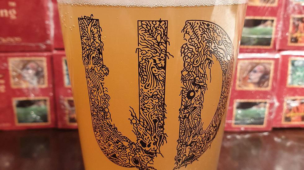 Underworld Dreamers Pint Glass