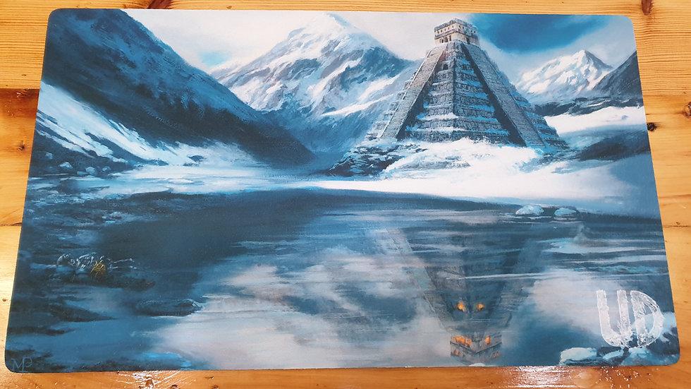 Frozen Recall  - Playmat - Mark Poole