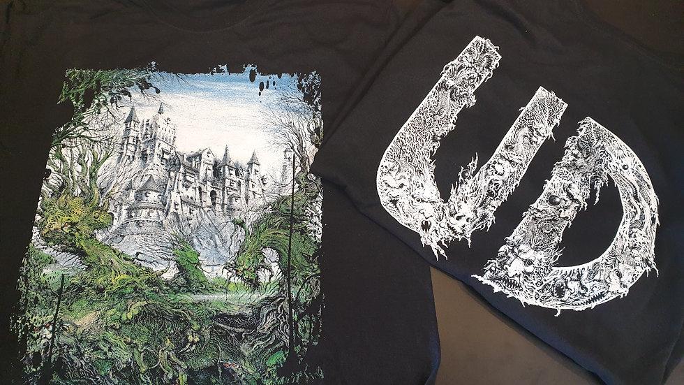 Above World T-Shirt - Art by Ian Miller