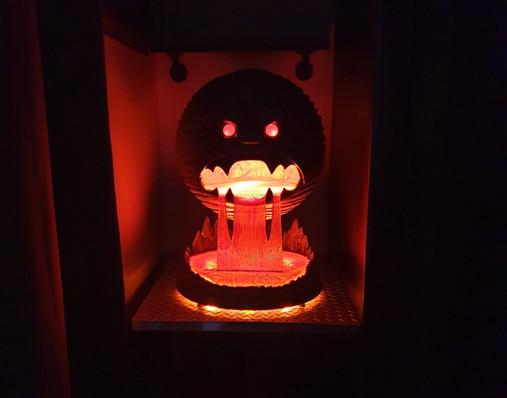 Chaos Orb Sculpture