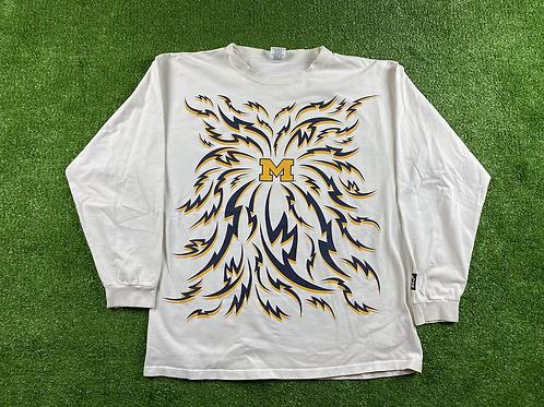 Lightning Graphic Longsleeve Shirt