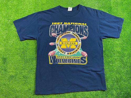 1997 National Champions Shirt