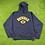 Thumbnail: Embroidered Football Logo Hoodie