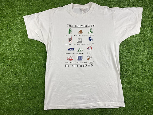 U of M Iconic Landmark Shirt