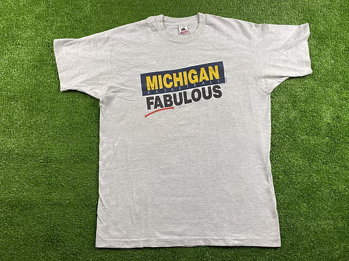 "Michigan Basketball ""Fabulous"" T-Shirt"