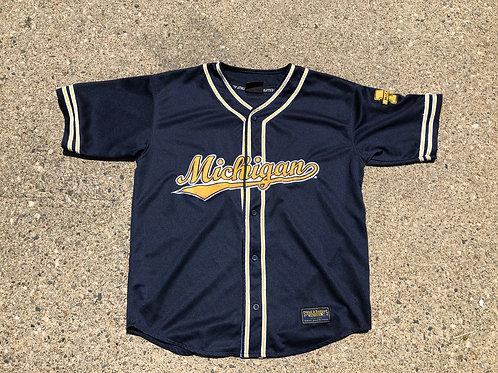 Script Baseball Jersey