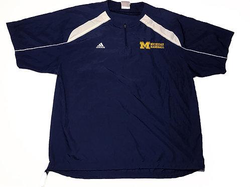 #21 Michigan Baseball Team Warmup Jacket