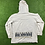 Thumbnail: Double Sided Graphic, Long Sleeve with Hood