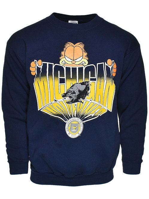 Garfield Michigan Crewneck