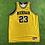 Thumbnail: #23 Basketball Jersey