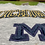 Thumbnail: Embroidered Script and Mini M Logo Crewneck