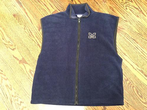 Pro Edge Michigan Fleece Vest