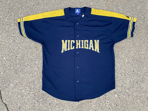 Embroidered Baseball Jersey