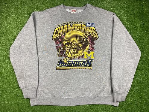1997 Big Ten Champions Crewneck