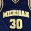 Thumbnail: Michigan Basketball Jersey #30