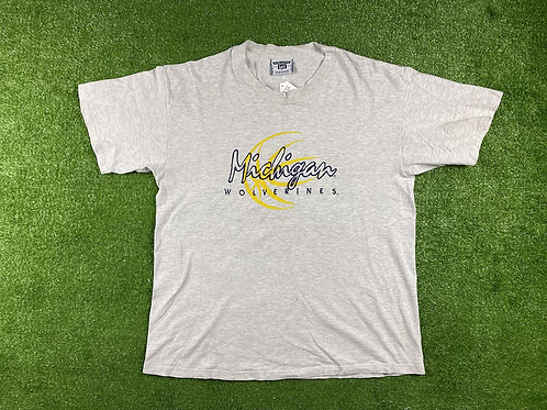 Embroidered Basketball Logo and Script Shirt