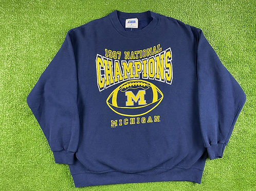 1997 National Champions Crewneck