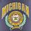 Thumbnail: Colorful Crest Graphic Crewneck
