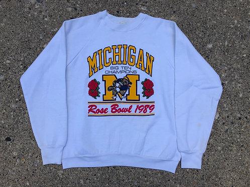 1989 Rose Bowl Crewneck