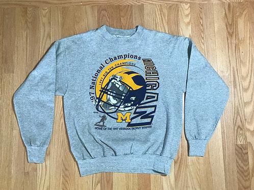 97 National Championship Michigan Multi-Graphic
