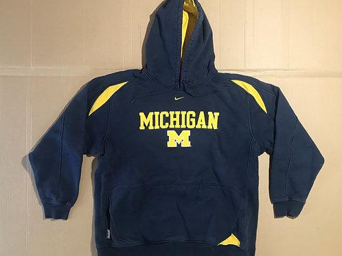 Nike Michigan M Basketball Texture Hoodie
