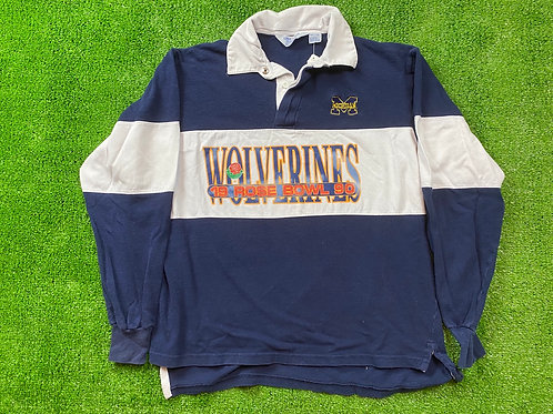 1990 Rose Bowl Polo Rugby Long Sleeve