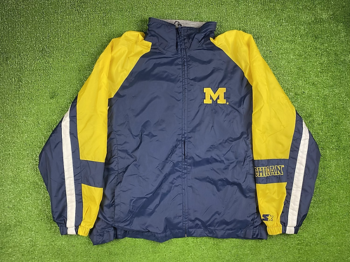 Full Zip, Lined Jacket