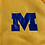 "Thumbnail: Thin, Button Up ""Team Michigan"" Jacket"