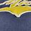 Thumbnail: Embroidered Baseball Script Crewneck