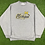 Thumbnail: Embroidered Script and Logo Crewneck