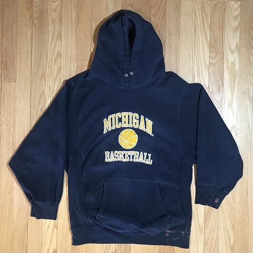 Michigan Basketball Graphic Hoodie