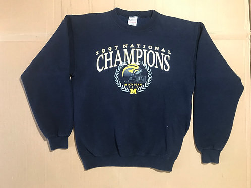 '97 National Champions Crewneck