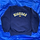 Thumbnail: Embroidered Script and Mini Logo Crewneck