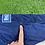 Thumbnail: Quarter Zip, Multi Logo Puffer Jacket