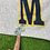 Thumbnail: Full Script and Wolverine Logo Crewneck