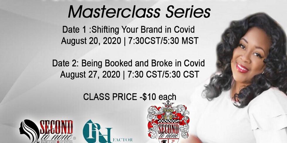 Stiletto Talks Masterclass Series