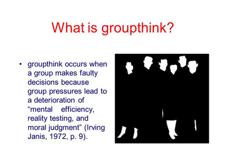 Don't Start That Groupthinking!!!