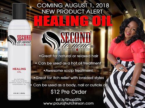 Healing Oil (Pre Order)