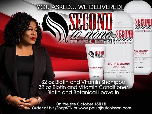32 oz Biotin Shampoo